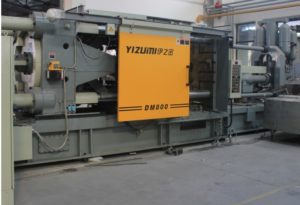 800t die casting machine