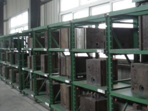 die casting mold warehouse