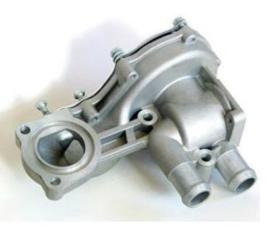 magnesium die casting part picture