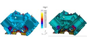 die casting molding analysis